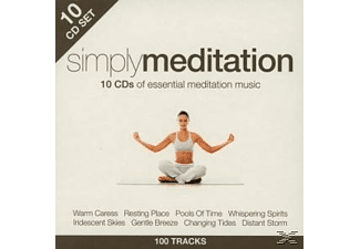 Various - Simply Meditation [CD]