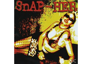 Snap-her - Queen Bitch Of Rock'n Roll - (CD)