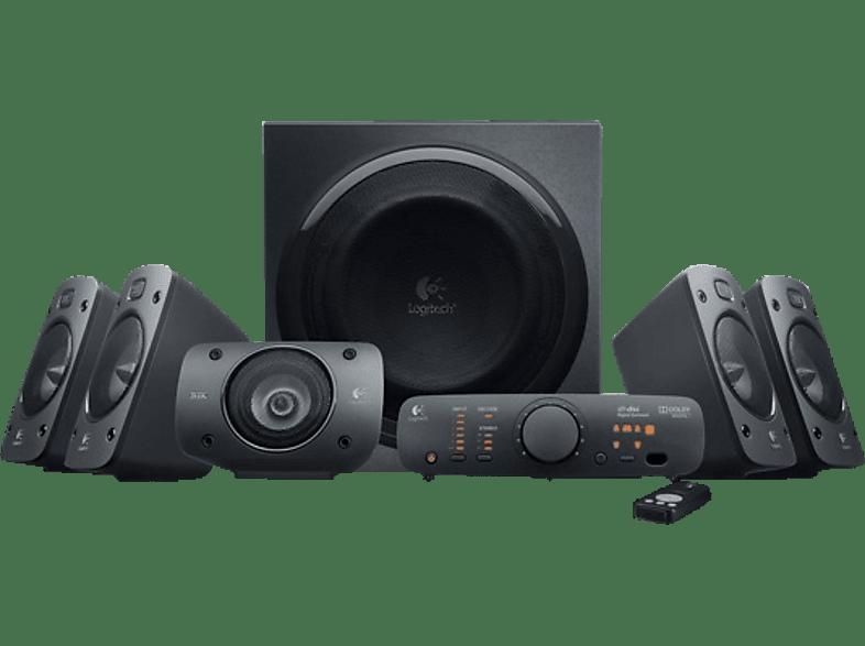 LOGITECH Z906 - (980-000468)  sales computing   tablets   offline ηχεία  headsets  webcams ηχεία