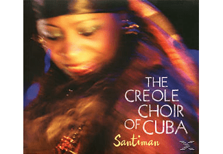 The Creole Choir Of Cuba - Santiman [CD]