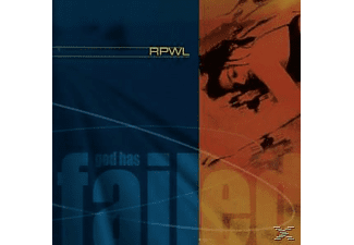 Rpwl - God Has Failed [CD]
