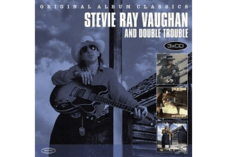 Stevie Ray Vaughan And Double Trouble - Original Album Classics [CD]