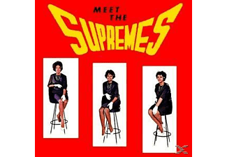 The Supremes - Meet The Supremes - (Vinyl)