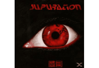 Supuration - The Cube 3 - (CD)