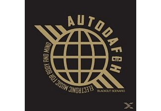 Autodafeh - Blackout Scenario [CD]