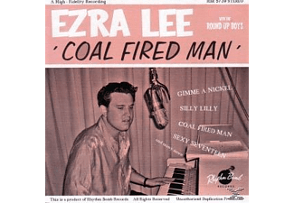Lee, Ezra/Round Up Boys, The - Coal Fired Man [CD]