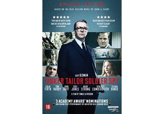 Tinker Tailor Soldier Spy | DVD