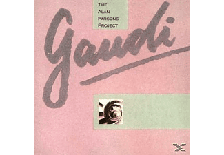 The Alan Parsons Project - Gaudi - (Vinyl)