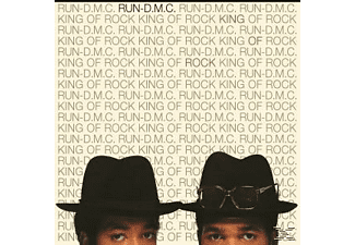 Run-D.M.C. - King Of Rock - (Vinyl)