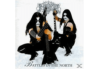 Immortal - Battles In The North [CD]
