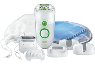 BRAUN Silk-épil 5 Legs, Body + Face (5780)
