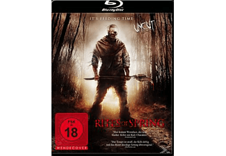 Rites of Spring Uncut Edition - (Blu-ray)