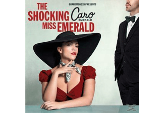 Caro Emerald THE SHOCKING MISS EMERALD Jazz/Blues CD