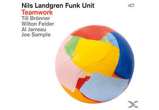 Nils Landgren Funk Unit - Teamwork [CD]