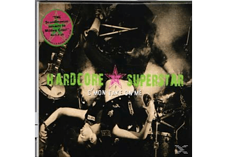 Hardcore Superstar - C'mon Take On Me [CD]