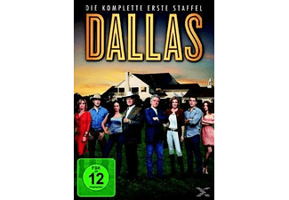 Dallas (2012) - Die komplette 1. Staffel - (DVD)