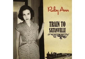 Ruby Ann - Train To Satanville [CD]
