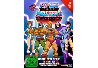 He-Man and the Masters of the Universe - Komplette Serie [DVD]