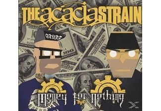 The Acacia Strain - Money For Nothing [CD]