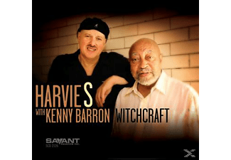 Harvie S, Kenny Barron - Witchcraft [CD]