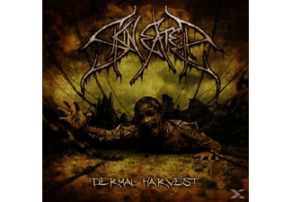 Skineater - Dermal Harvest [CD]