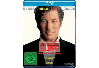 DER GROSSE BLUFF - DAS HOWARD HUGHES KOMPLOTT - (Blu-ray)