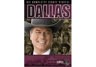 Dallas - Staffel 10 - (DVD)