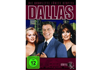 Dallas - Staffel 5 [DVD]