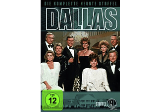 Dallas - Staffel 9 [DVD]