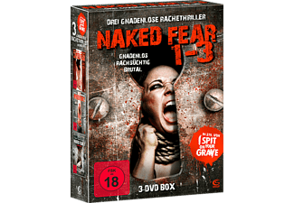Naked Fear 1-3 - (DVD)