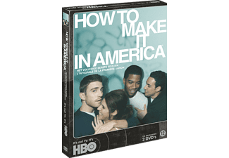 How To Make It In America - Seizoen 1 | DVD