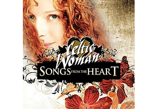 Celtic Woman - SONGS FROM THE HEART [CD]
