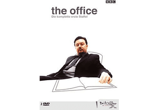 THE OFFICE - STAFFEL 1 [DVD]