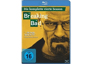 Breaking Bad - Staffel 4 - (Blu-ray)