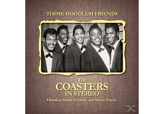 The Coasters - Those Hoodlum Friends - (CD)