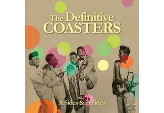 The Coasters - The Definitve Coasters - (CD)
