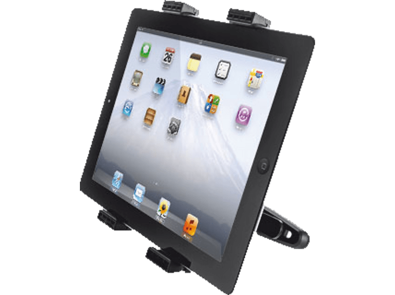 TRUST 18639 Universal Car Headrest Holder for tablets computing   tablets   offline αξεσουάρ tablet βάση στήριξης tablet laptop  table