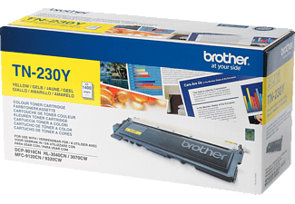 BROTHER TN-230Y Geel