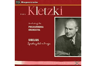Paul Philharmonia Orchestra/keltzki - Sinfonie 2 In D Major [Vinyl]
