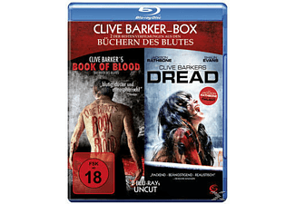 Die Clive Barker-Box (Book Of Blood + Dread) (Uncut) - (Blu-ray)