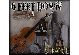 6 Feet Down - Strange [CD]