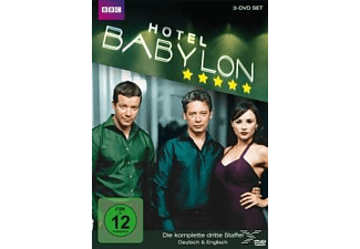 HOTEL BABYLON - SEASON 3 [DVD]