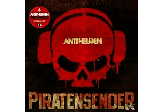 Antihelden - Piratensender [LP + Bonus-CD]