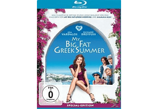 My Big Fat Greek Summer - (Blu-ray)