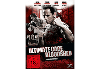 Ultimate Cage Bloodshed : Never Surrender - (DVD)