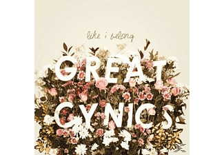 Great Cynics - Like I Belong [CD]