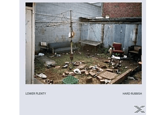 Lower Plenty - Hard Rubbish/Mean - (Vinyl)