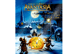 Avantasia - The Mystery Of Time [CD]