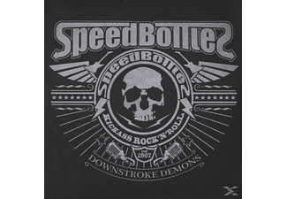 Speedbottles - Downstroke Demons - (CD)