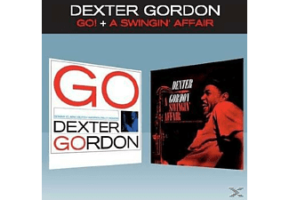 Dexter Gordon - Go!/A Swingin' Affair - (CD)